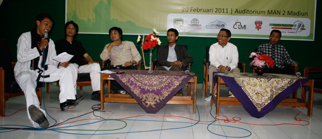 Talkshow Remaja Muslim Bareng FIG